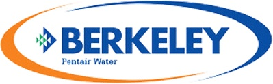 berkeley pentair water logo